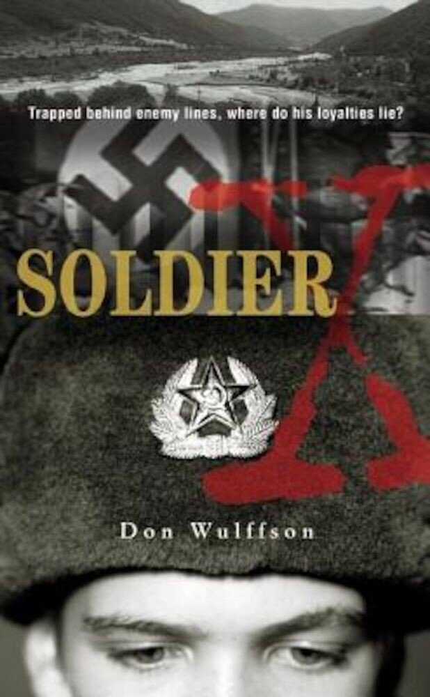 Soldier X, Paperback