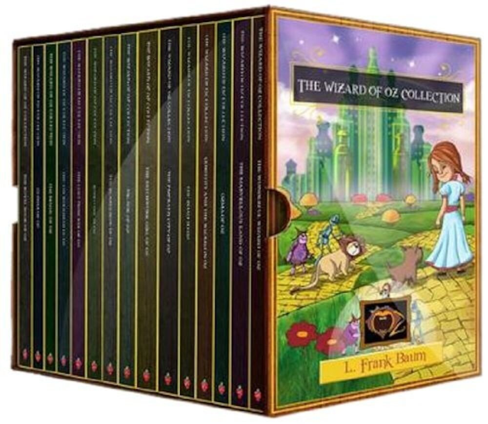 The Wizard of Oz 15 Book Collection