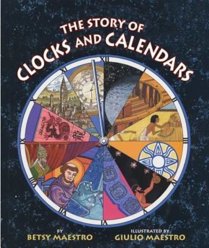 The Story of Clocks and Calendars, Paperback