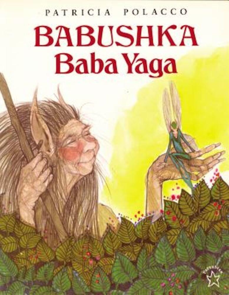 Babushka Baba Yaga, Paperback