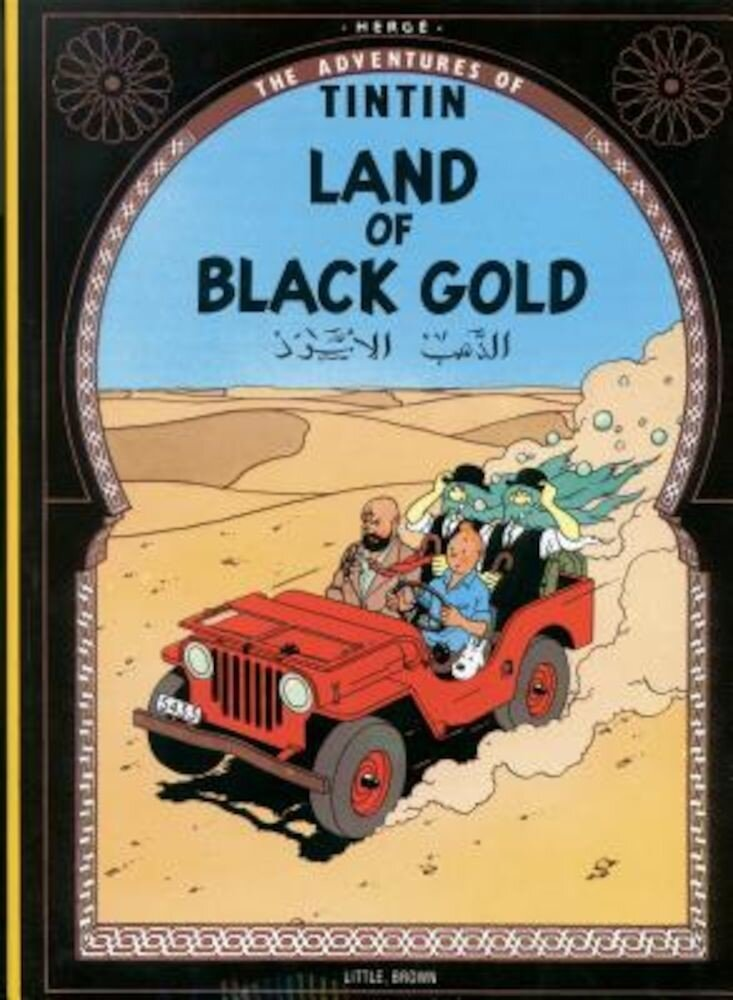 Land of the Black Gold, Paperback