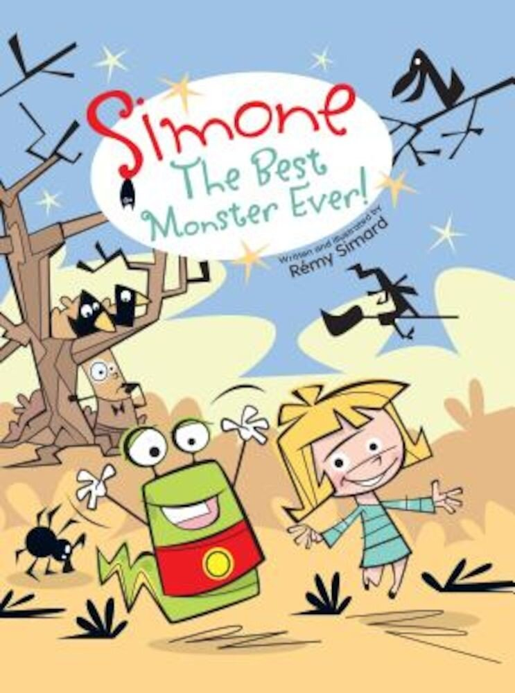 Simone: The Best Monster Ever!, Hardcover