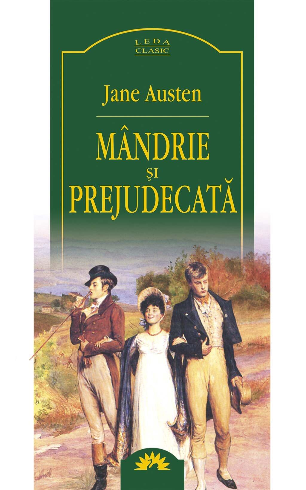 Mandrie si prejudecata (eBook)