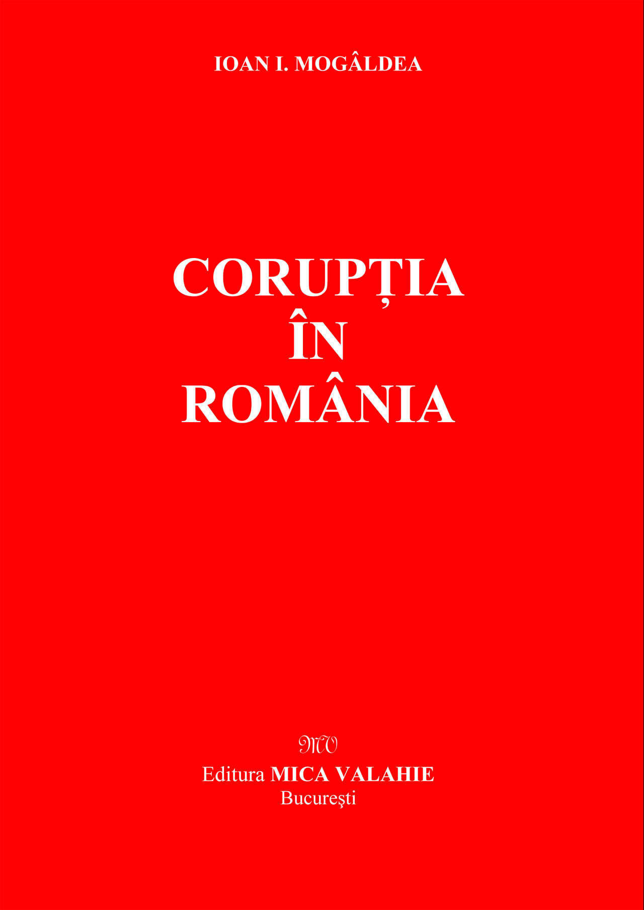 Coruptia in Romania (eBook)