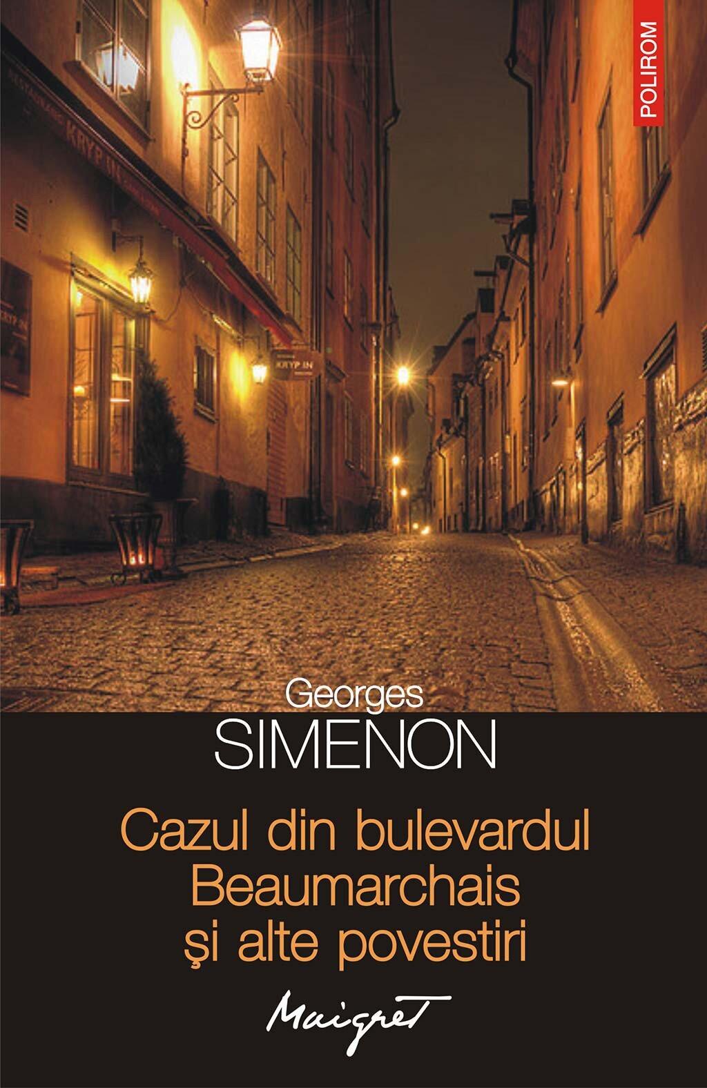 Cazul din bulevardul Beaumarchais si alte povestiri (eBook)