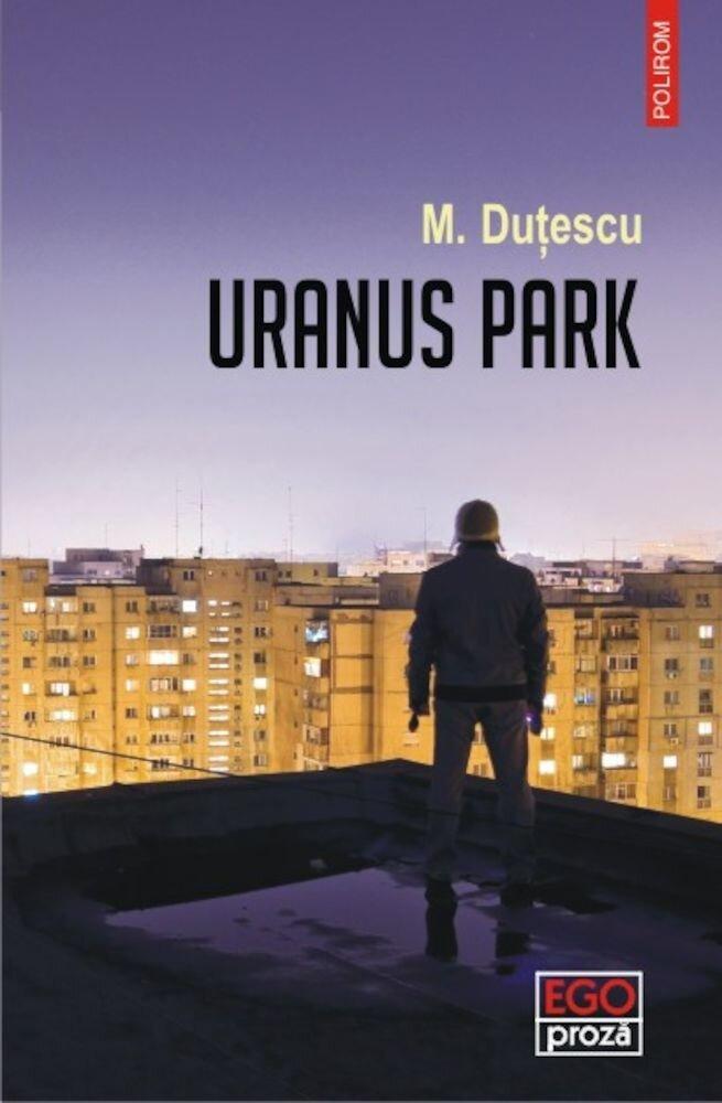 Coperta Carte Uranus Park