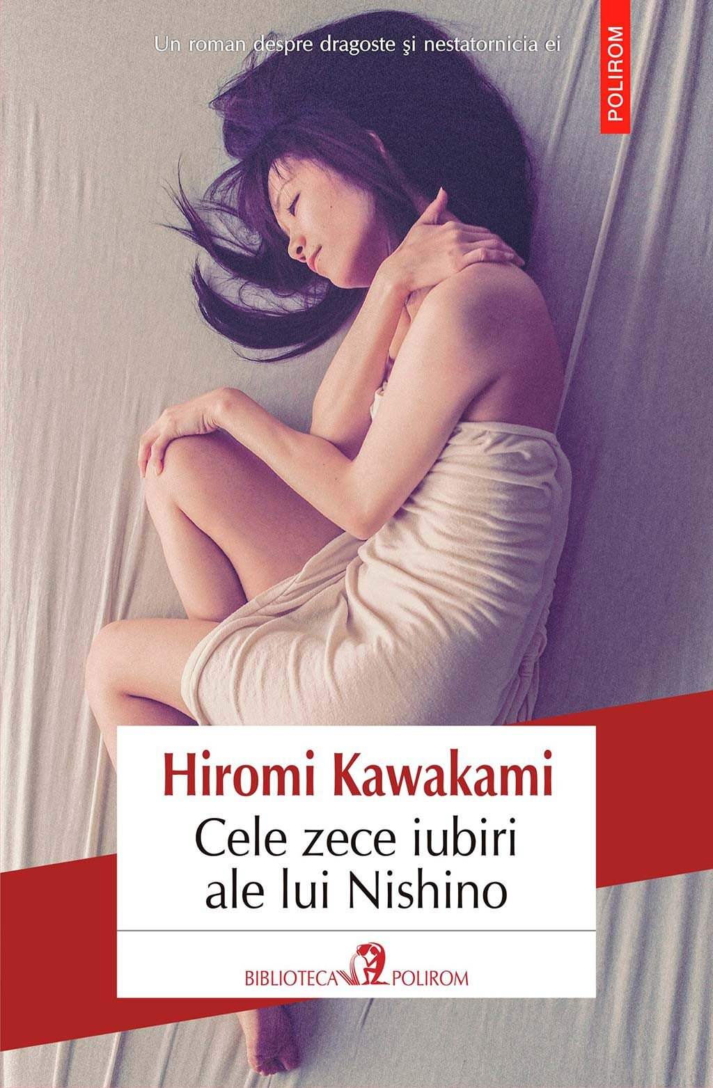 Cele zece iubiri ale lui Nishino PDF (Download eBook)