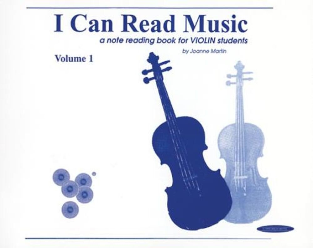 I Can Read Music, Vol 1: Violin, Paperback