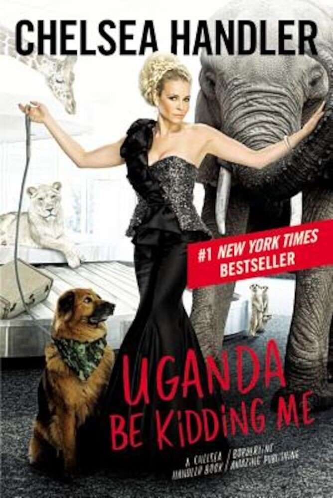 Uganda Be Kidding Me, Paperback