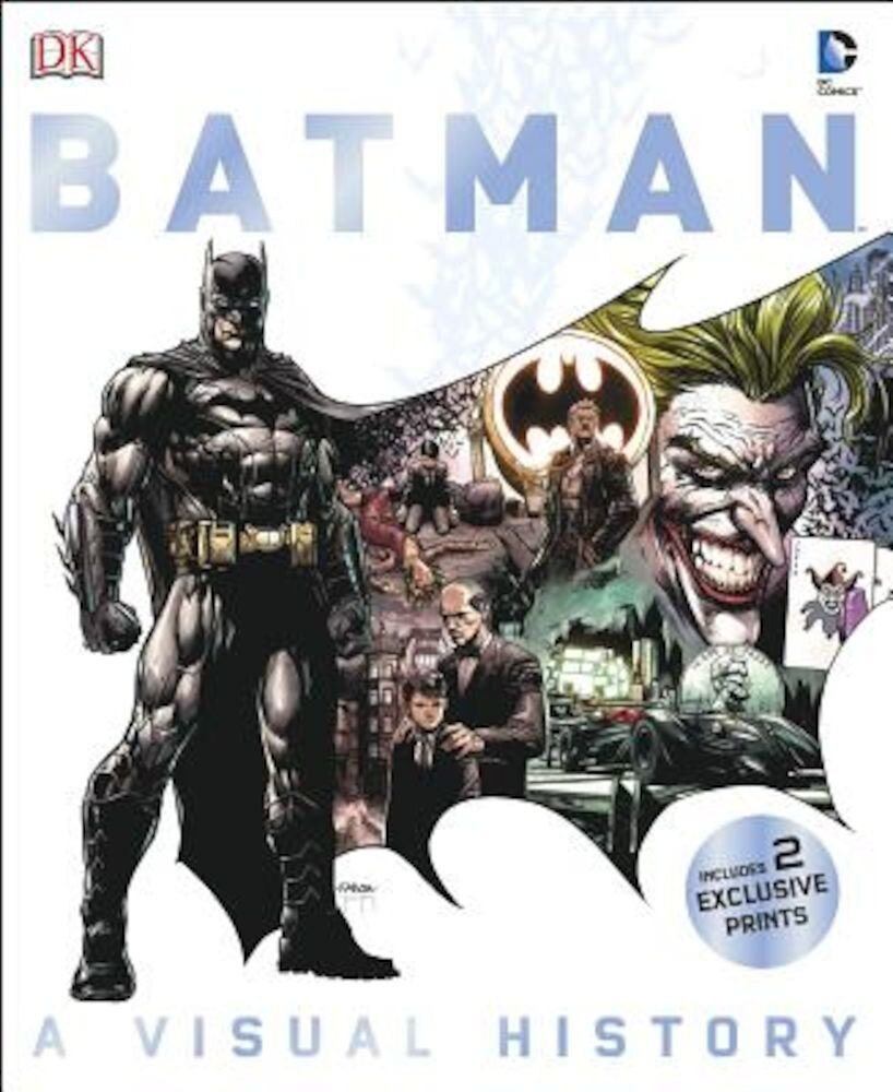 Batman: A Visual History, Hardcover
