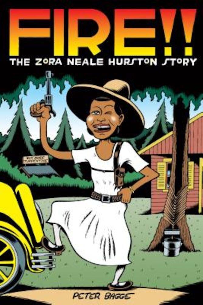 Fire!!: The Zora Neale Hurston Story, Hardcover