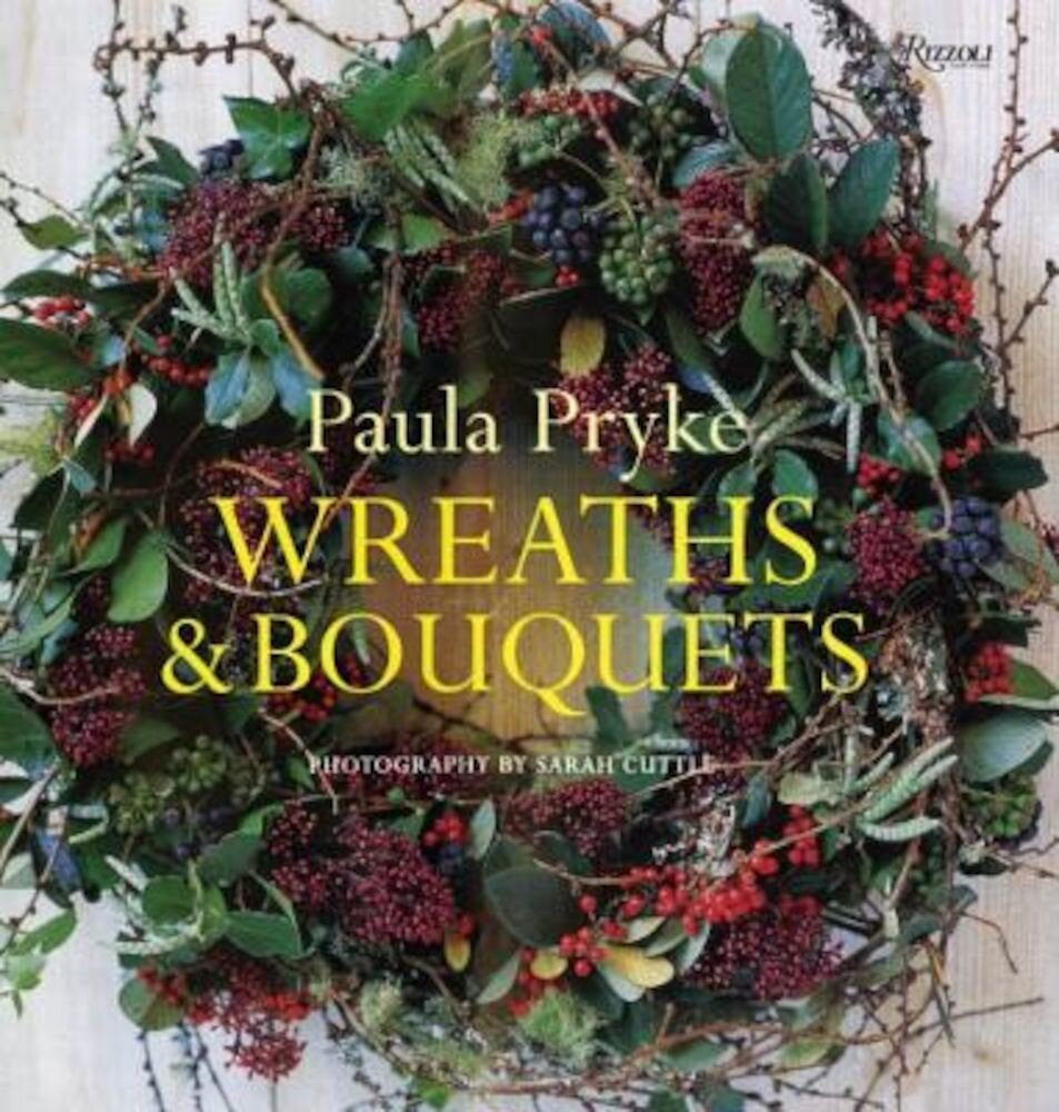 Wreaths & Bouquets, Hardcover