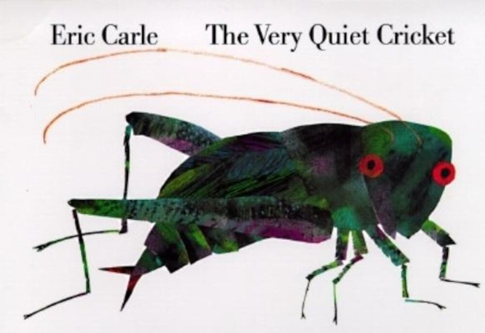 The Very Quiet Cricket, Hardcover