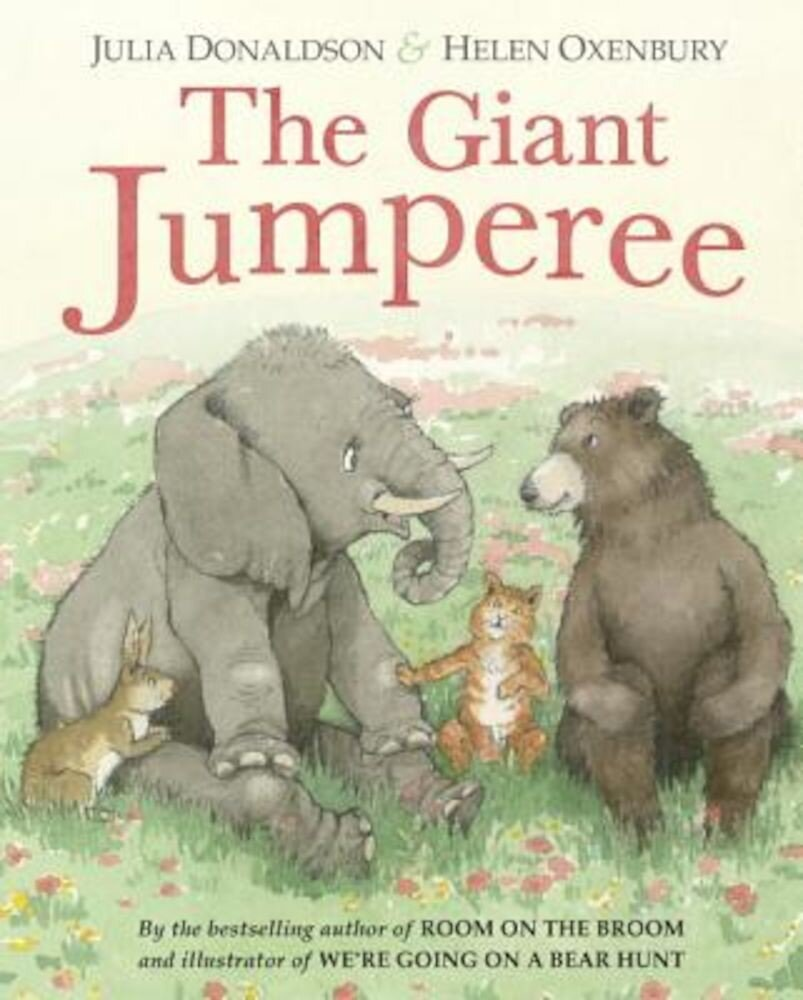 The Giant Jumperee, Hardcover