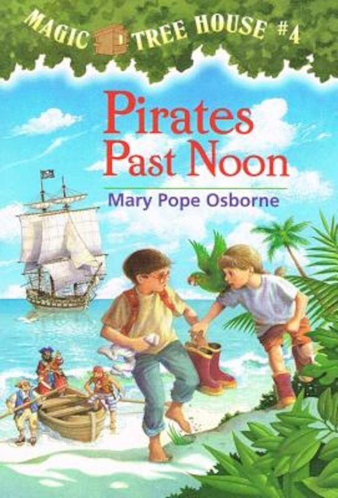 Pirates Past Noon, Hardcover