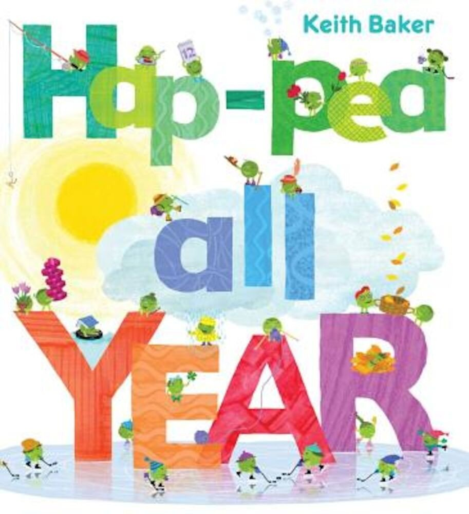 Hap-Pea All Year, Hardcover