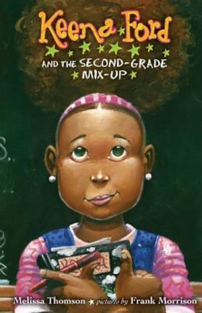 Keena Ford and the Second-Grade Mix-Up, Paperback