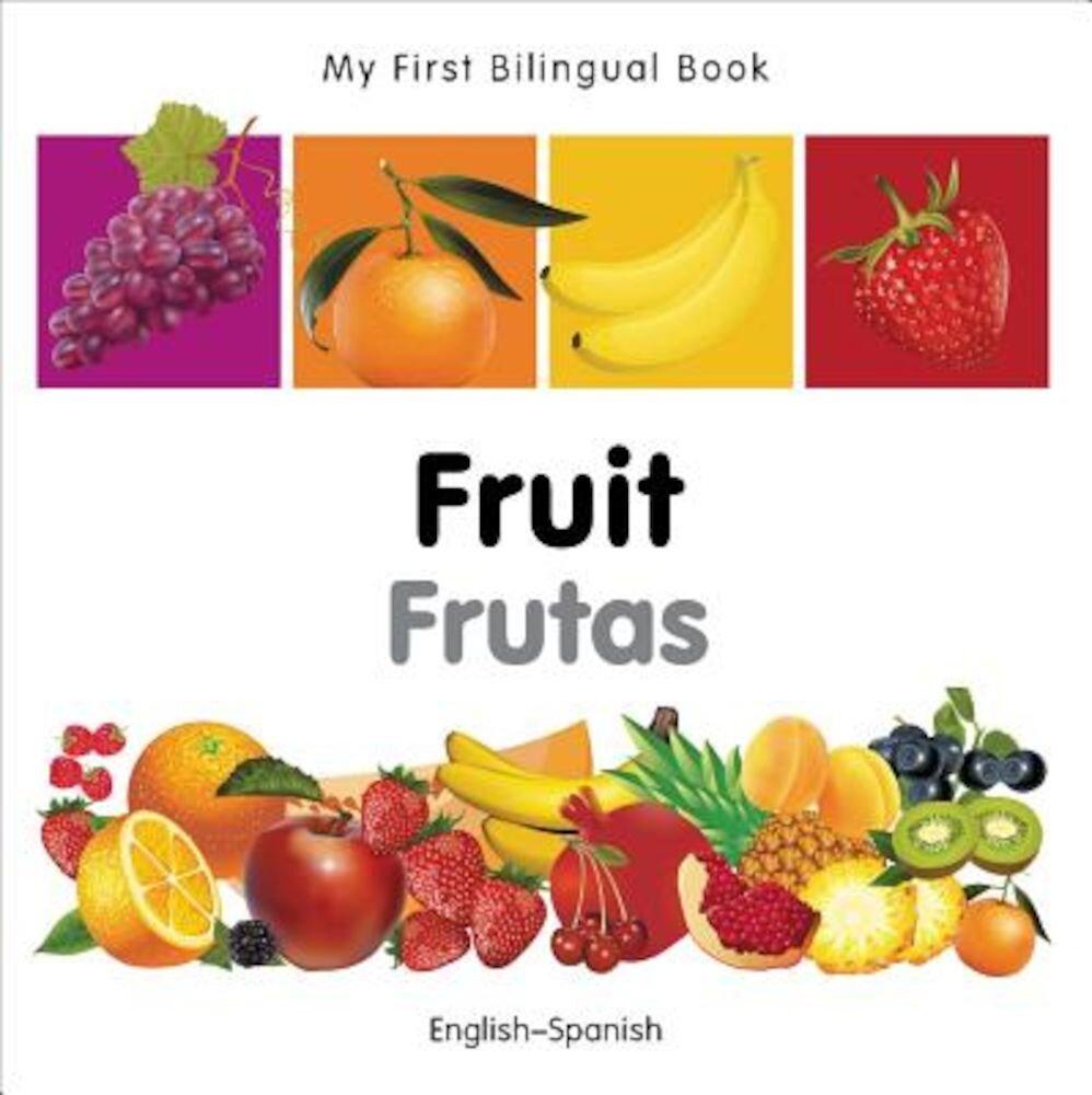Fruit/Frutas, Hardcover