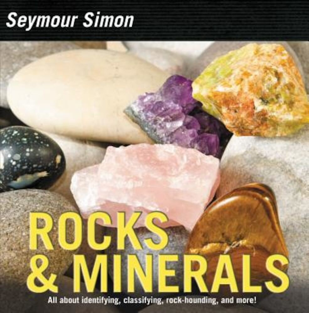 Rocks & Minerals, Hardcover
