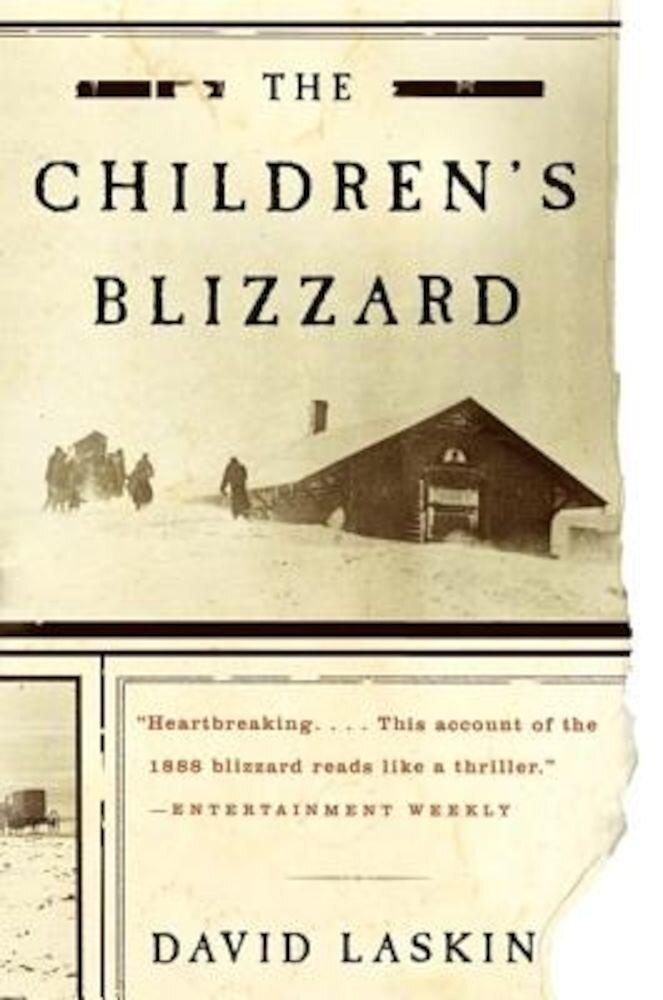 The Children's Blizzard, Paperback