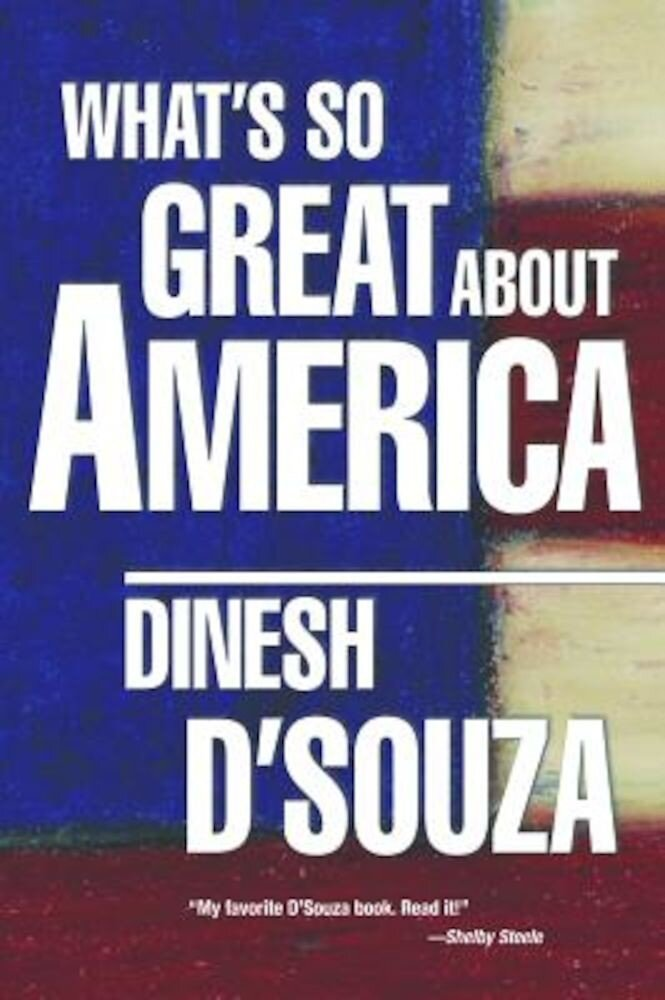 What's So Great about America, Paperback