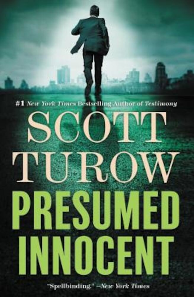 Presumed Innocent, Paperback