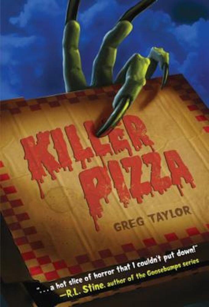 Killer Pizza, Paperback