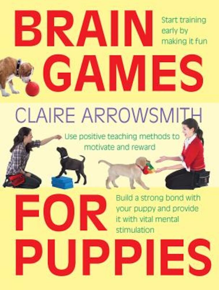 Brain Games for Puppies, Paperback
