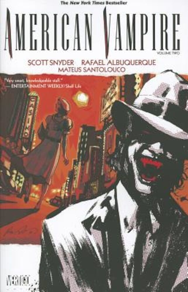 American Vampire, Volume 2, Paperback