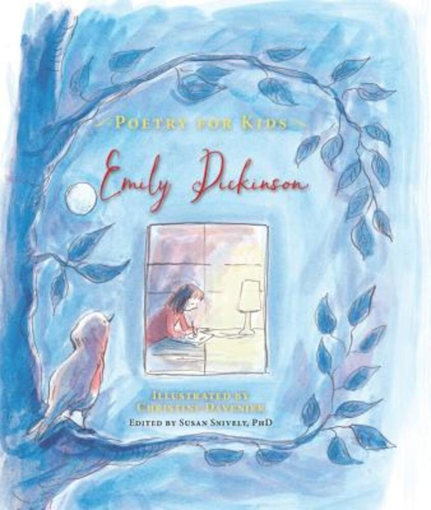 Poetry for Kids: Emily Dickinson, Hardcover