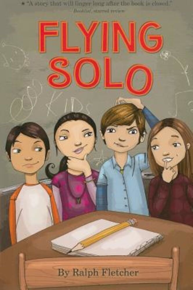 Flying Solo, Paperback