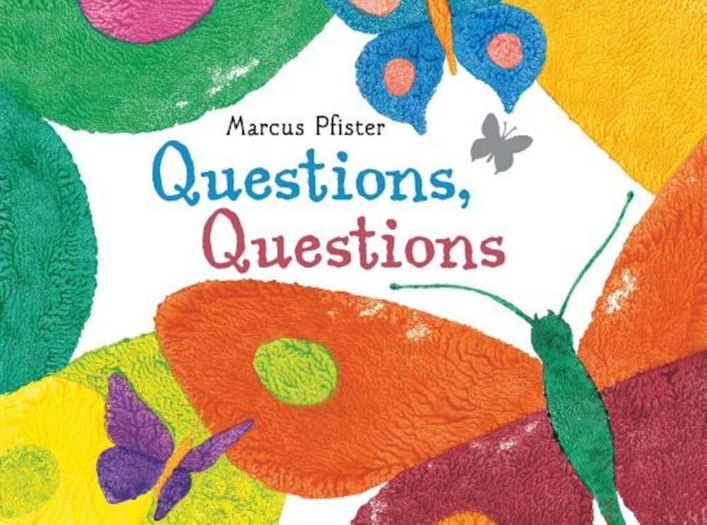 Questions, Questions, Hardcover