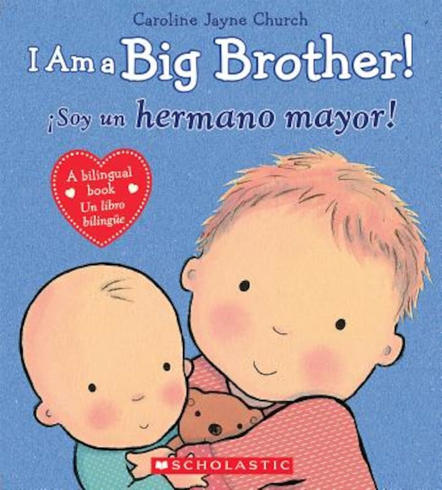 I Am a Big Brother!, Hardcover