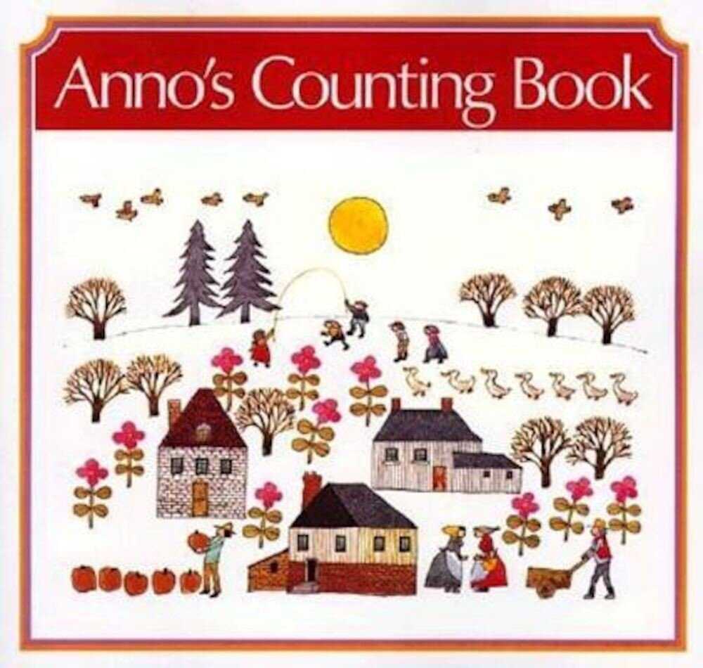 Anno's Counting Book, Paperback