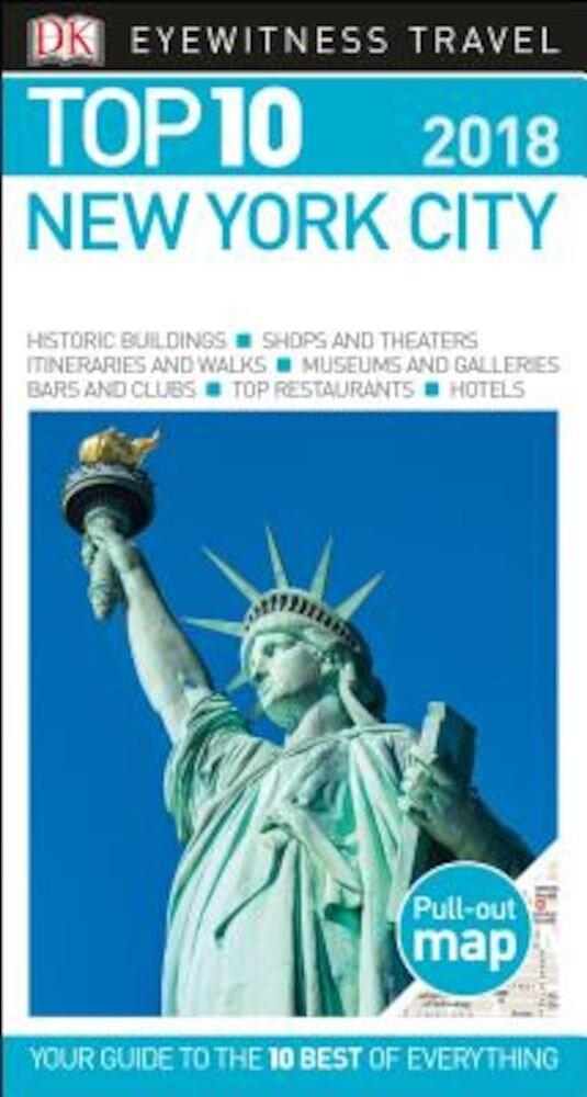 Top 10 New York City, Paperback