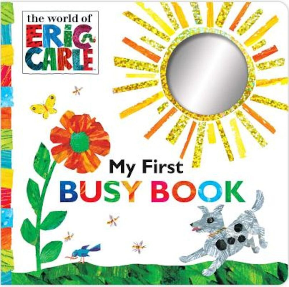 My First Busy Book, Hardcover
