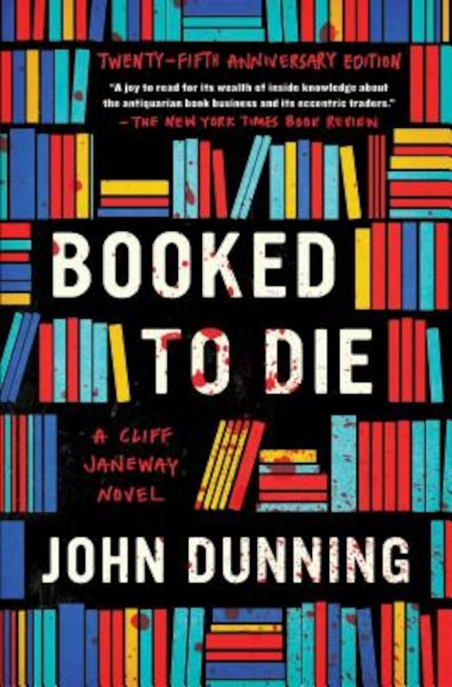 Booked to Die, Paperback