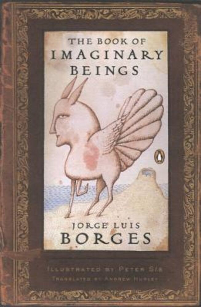 The Book of Imaginary Beings, Paperback