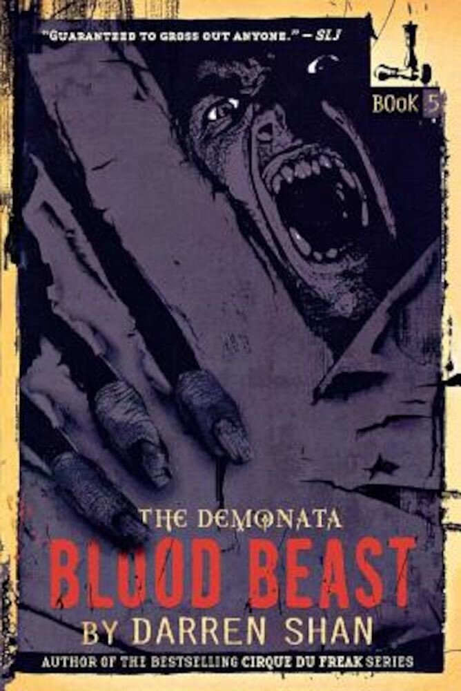 Blood Beast, Paperback