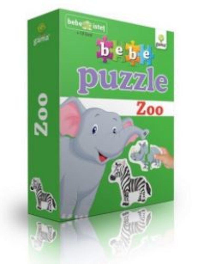 Coperta Carte Zoo. Bebe Puzzle. Editia 2018