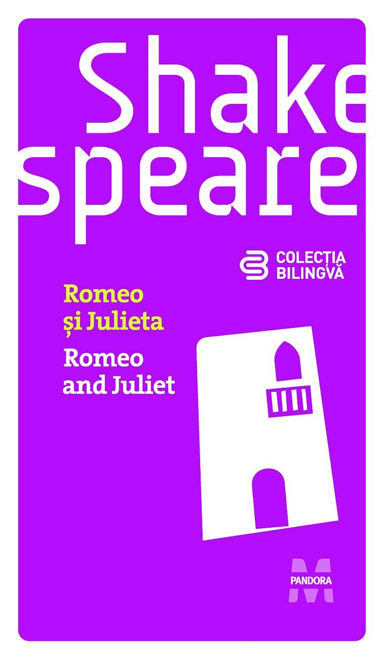 Romeo si Julieta / Romeo and Juliet (Editie bilingva) (eBook)