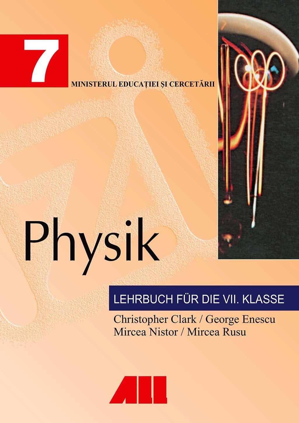 Physik. Lehrbuch fur die VII. Klasse (eBook)
