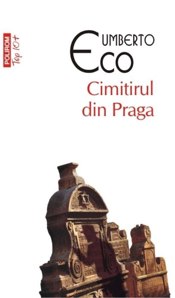 Coperta Carte Cimitirul din Praga (Top 10+)