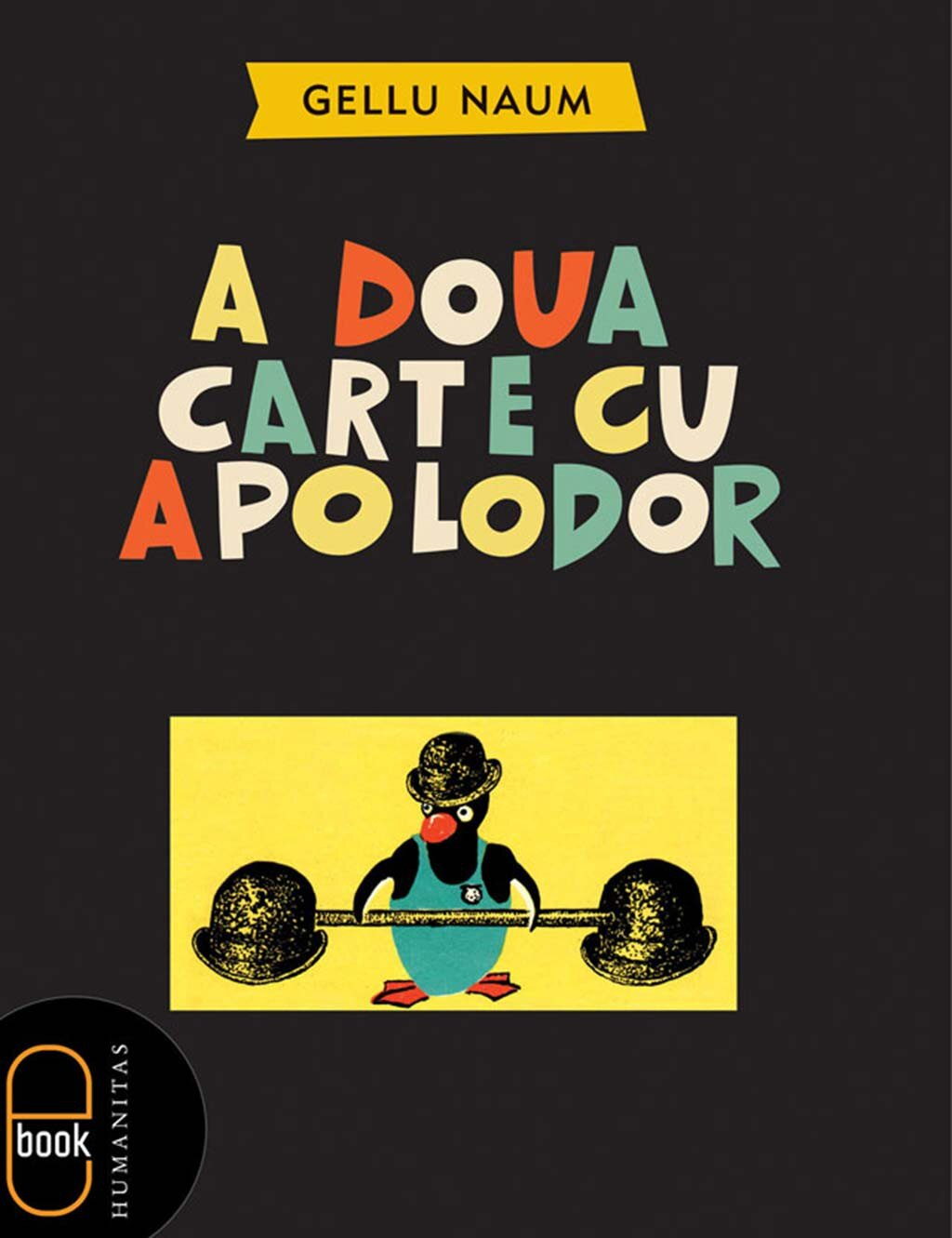 A doua carte cu Apolodor PDF (Download eBook)