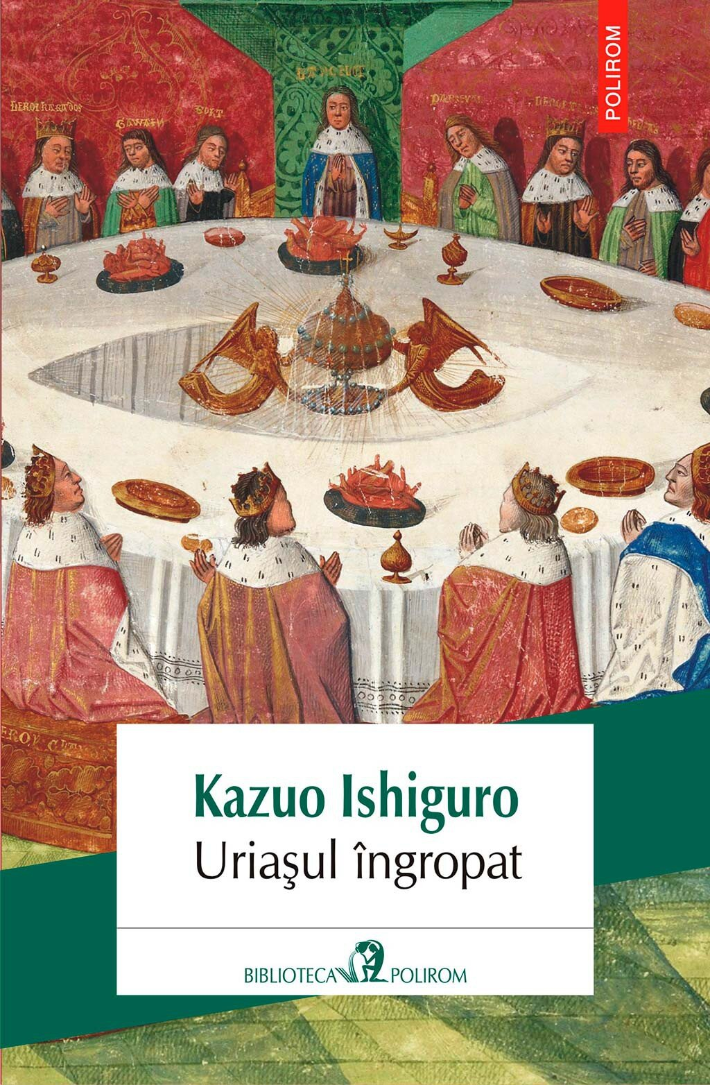 Uriasul ingropat PDF (Download eBook)