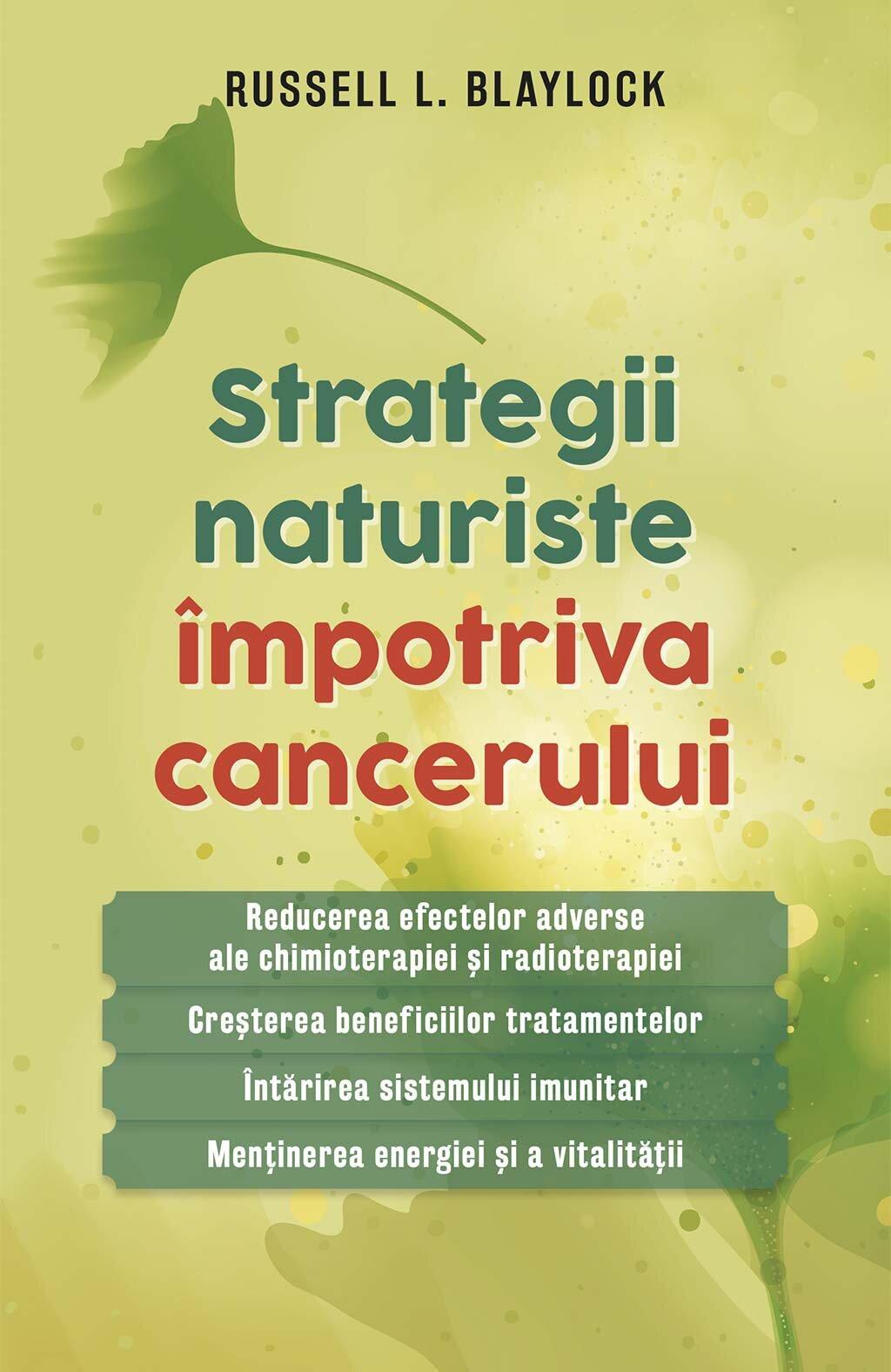Strategii naturiste impotriva cancerului (eBook)