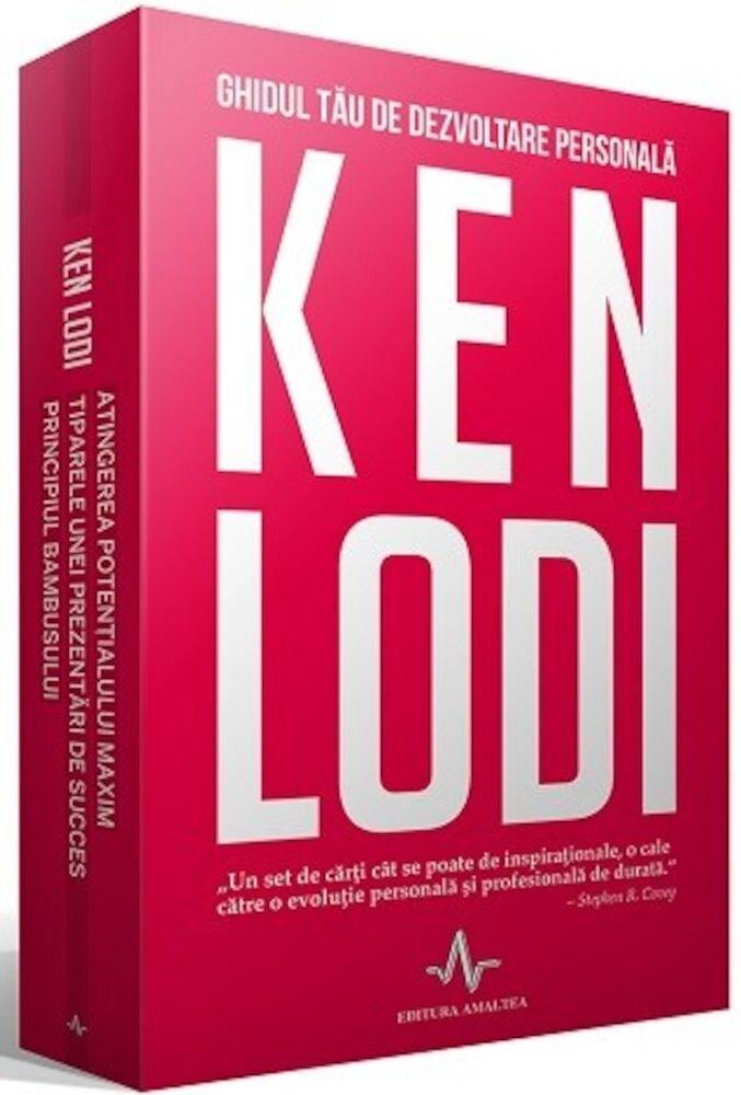 Ken Lodi (set 3 carti)