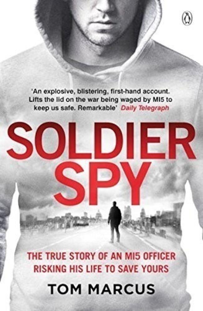 Coperta Carte Soldier Spy
