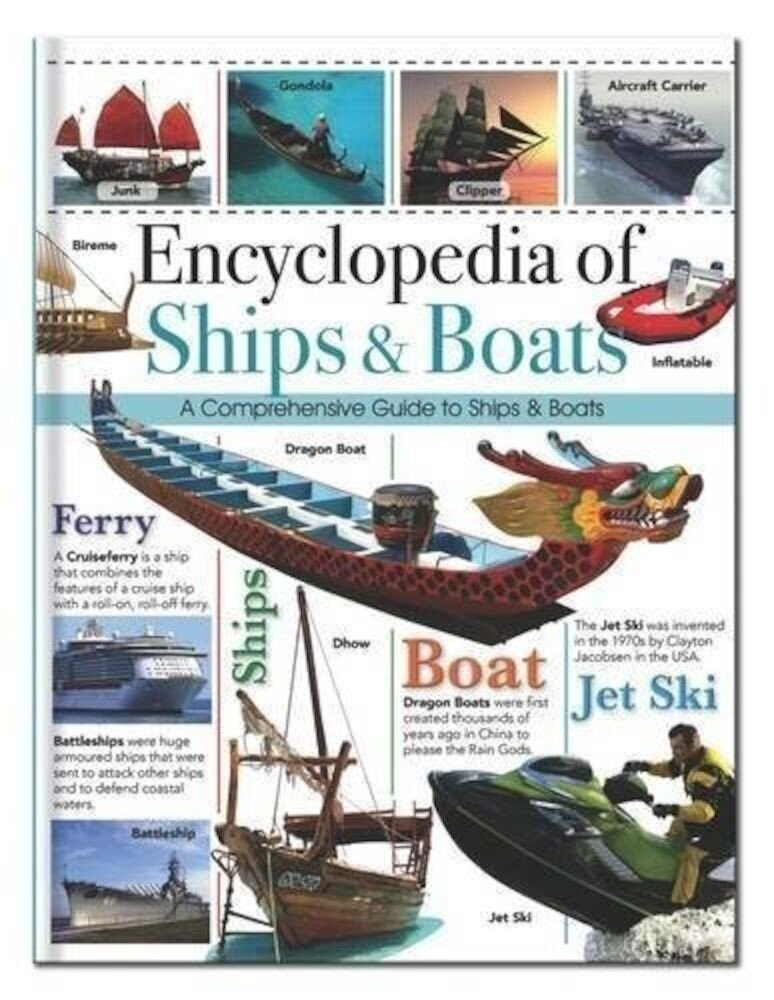 Encyclopedia Of Ships And Boats : Encyclopedia Omnibus