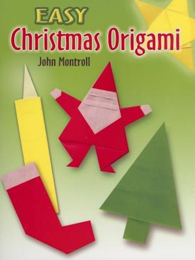 Easy Christmas Origami, Paperback